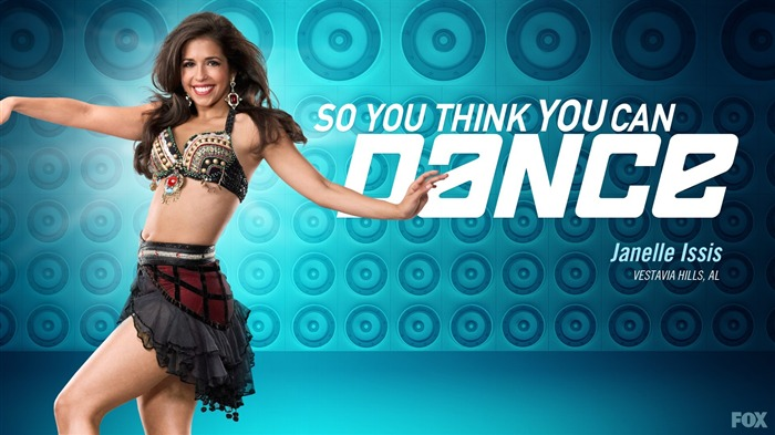 Janelle lssis-So You Think You Can Dance Wallpaper Views:5698