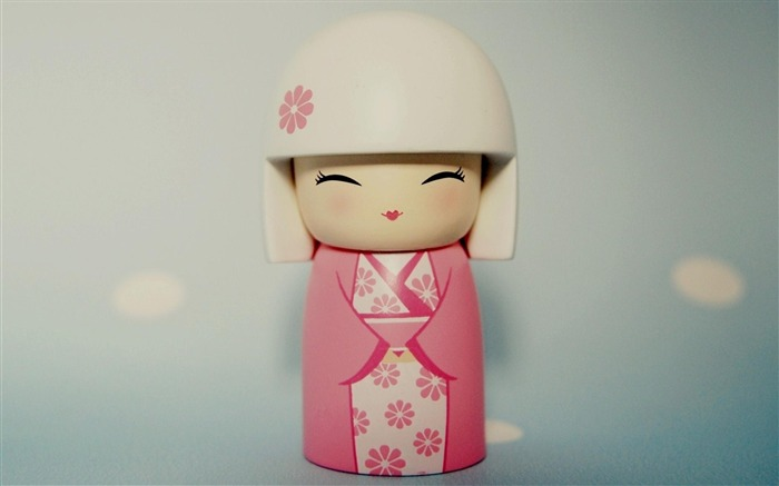 Japanese dolls Doll Pink-High Quality wallpaper Views:24853