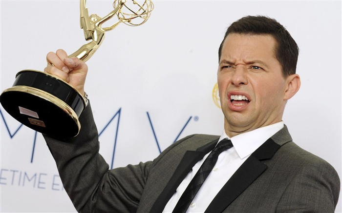 Jon Cryer Actor-2012 64th Emmy Awards Highlights wallpaper Views:3980