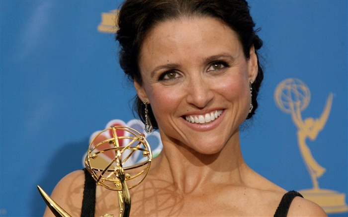 Julia Louis Dreyfus-2012 64th Emmy Awards Highlights wallpaper Views:6561