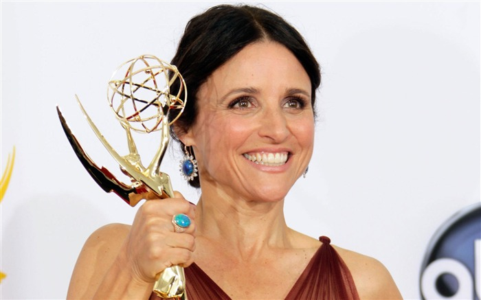 Julia Louis Dreyfus Actor-2012 64th Emmy Awards Highlights wallpaper Views:12607