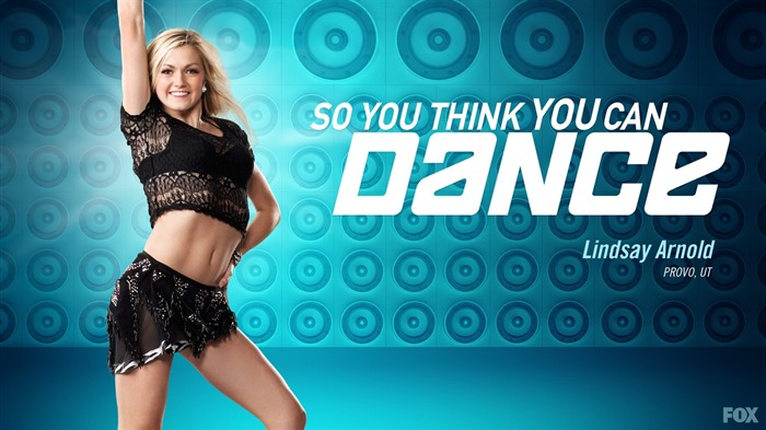 Lindsay Arnold-So You Think You Can Dance Wallpaper Views:5652