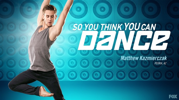 Matthew Kazmierczak-So You Think You Can Dance Wallpaper Views:3668