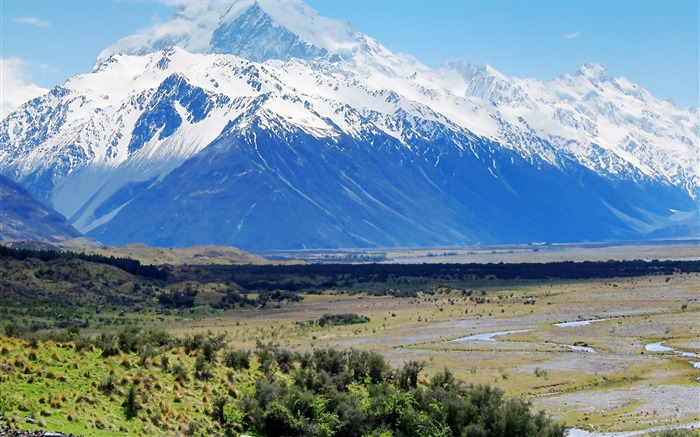 New Zealand-Nature Wallpapers Views:14368