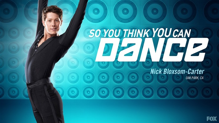 Nick Bloxsom Carter-So You Think You Can Dance Wallpaper Views:3119