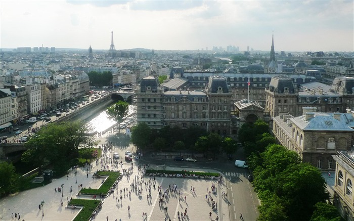 Paris Life France-City photography wallpaper Views:7101