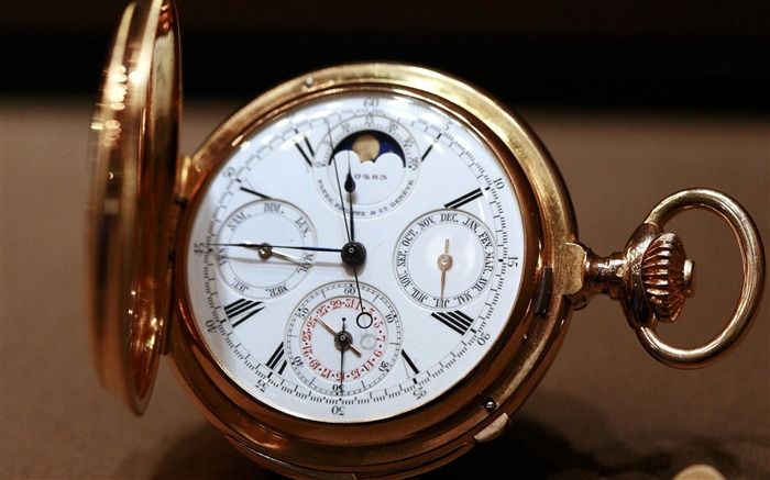 Patek Philippe Pocket watch-High Quality wallpaper Views:12722
