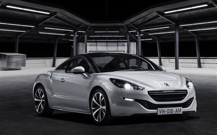 Peugeot RCZ  Auto HD Wallpaper Views:19813