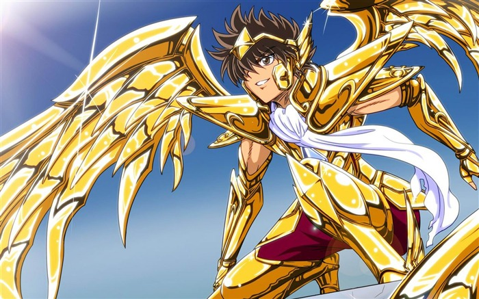 Saint Seiya Omega Anime HD wallpaper 08