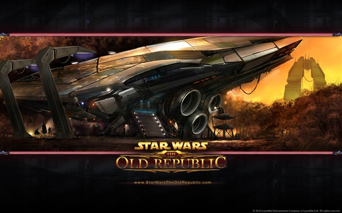 Star Wars The Old Republic Game HD Wallpaper Views:14973