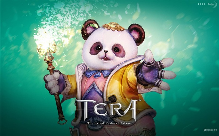TERA Game HD Wallpaper Views:12626