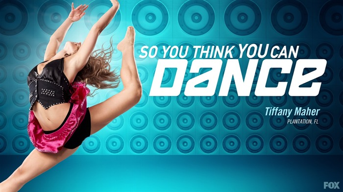 Tiffany Maher-So You Think You Can Dance Wallpaper Views:4302
