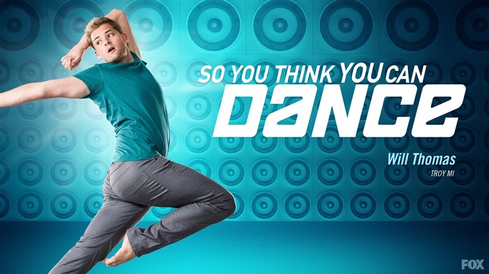 Will Thomas-So You Think You Can Dance Wallpaper Views:3467
