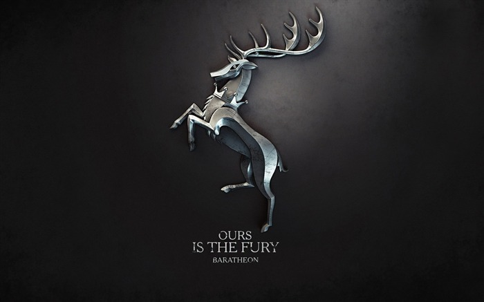 ours is the fury-Game of Thrones-TV series Wallpaper Views:62141 Date:9/28/2012 3:23:53 PM