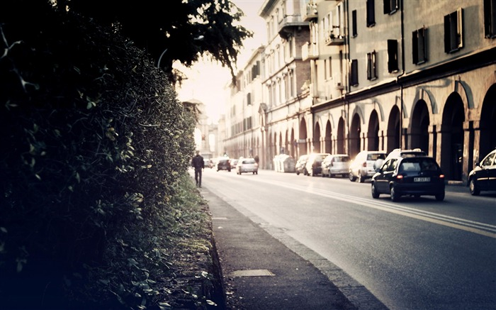 streets in italy-City photography wallpaper Views:21942