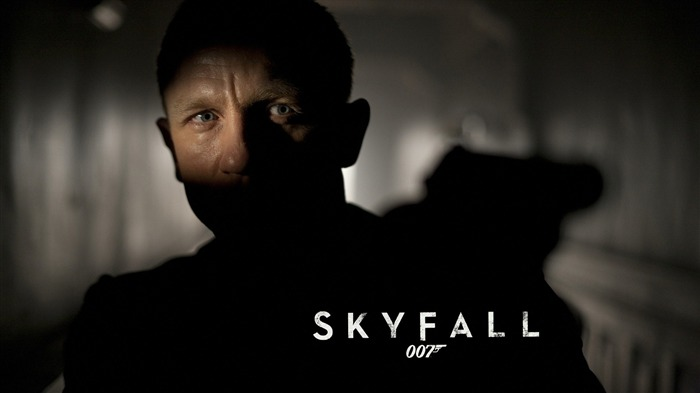 007 Skyfall 2012 Movie HD Desktop Wallpapers 03 Views:11148