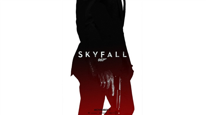 007 Skyfall 2012 Movie HD Desktop Wallpapers 04 Views:17366