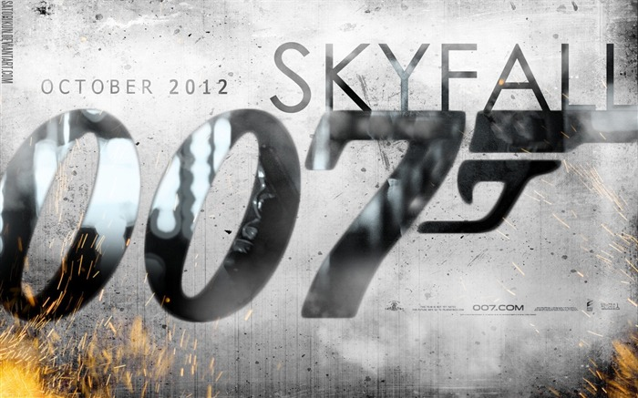 007 Skyfall 2012 Movie HD Desktop Wallpapers 05 Views:14217