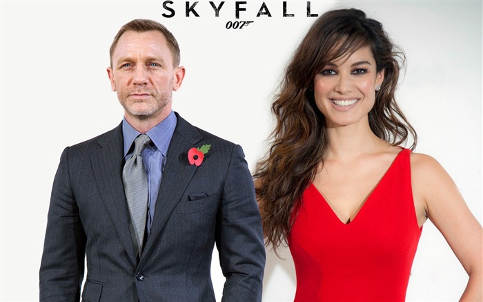 007 Skyfall 2012 Movie HD Desktop Wallpapers 06 Views:7957