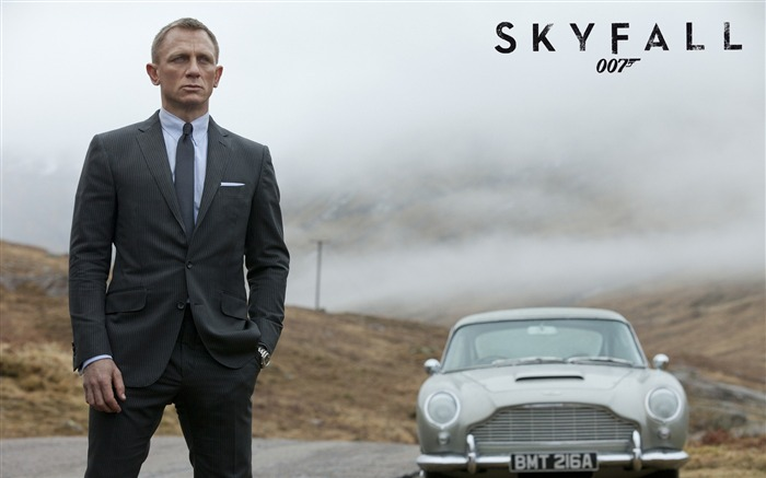 007 Skyfall 2012 Movie HD Desktop Wallpapers 07 Views:14445