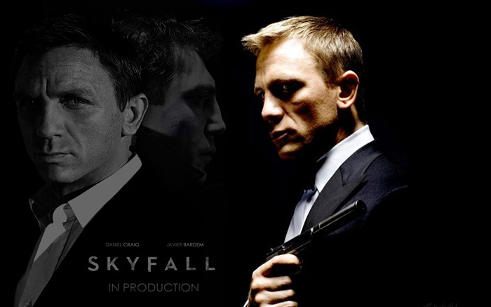 007 Skyfall 2012 Movie HD Desktop Wallpapers 08 Views:16394