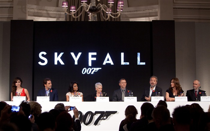 007 Skyfall 2012 Movie HD Desktop Wallpapers 09 Views:9247
