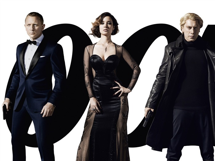 007 Skyfall 2012 Movie HD Desktop Wallpapers 14 Views:8411