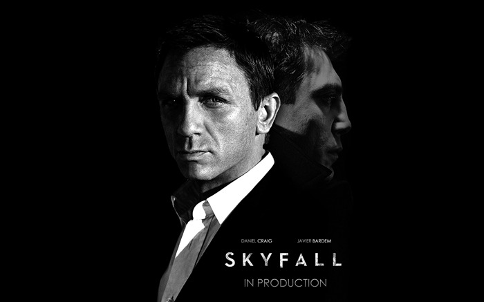 007 Skyfall 2012 Movie HD Desktop Wallpapers 16 Views:8545