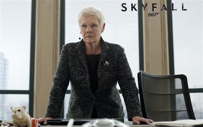 007 Skyfall 2012 Movie HD Desktop Wallpapers 19 Views:5576