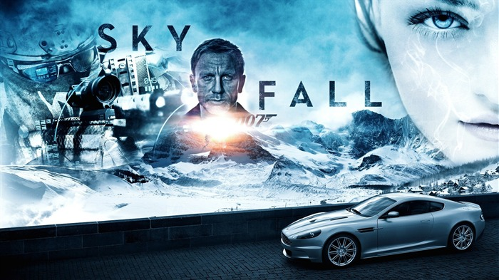 007 Skyfall 2012 Movie HD Desktop Wallpapers 20 Views:6885
