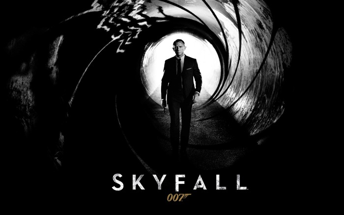 007 Skyfall 2012 Movie HD Desktop Wallpapers Views:31888