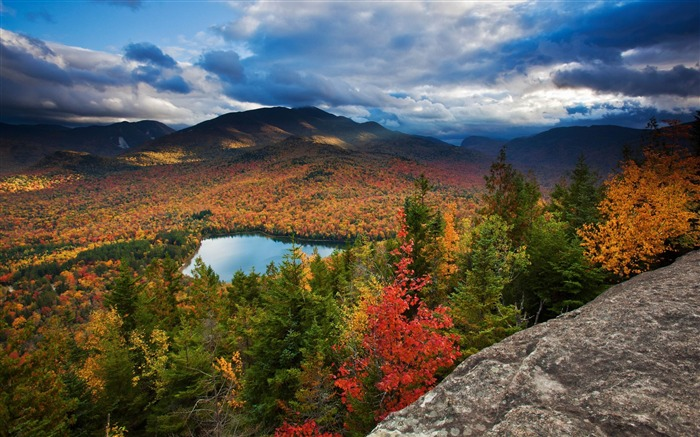 Adirondack State Park-MAC OS X Mountain Lion HD Wallpapers Views:30845