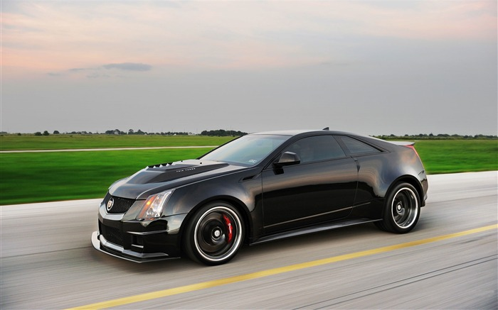 Cadillac CTS-V by Hennessey Auto HD Wallpapers 01 Views:6851