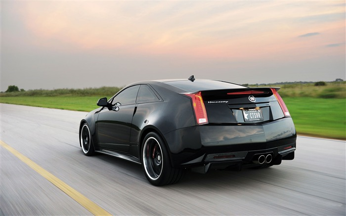 Cadillac CTS-V by Hennessey Auto HD Wallpapers 02 Views:6546