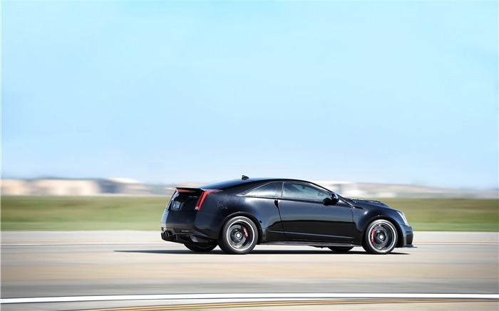 Cadillac CTS-V by Hennessey Auto HD Wallpapers 03 Views:3914