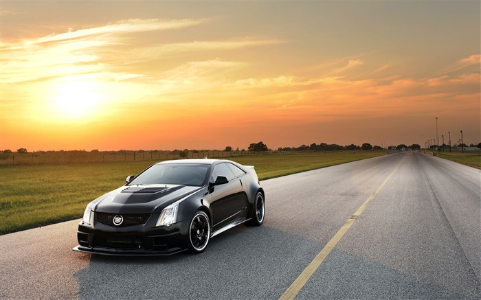 Cadillac CTS-V by Hennessey Auto HD Wallpapers 04 Views:7053