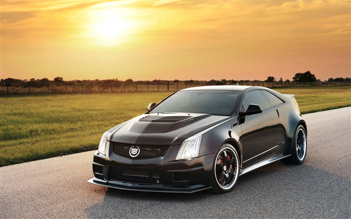 Cadillac CTS-V by Hennessey Auto HD Wallpapers 05 Views:6013