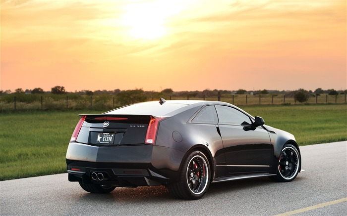 Cadillac CTS-V by Hennessey Auto HD Wallpapers 07 Views:6425