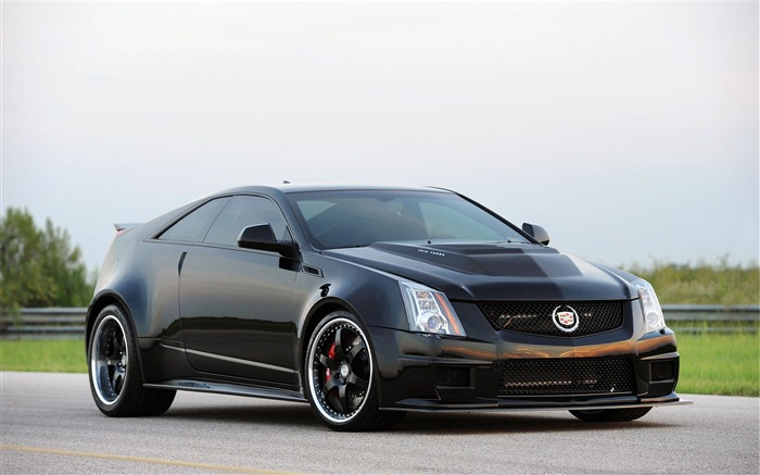 Cadillac CTS-V by Hennessey Auto HD Wallpapers 10 Views:7244