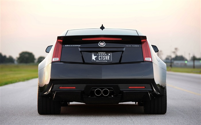 Cadillac CTS-V by Hennessey Auto HD Wallpapers 12 Views:6673