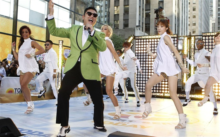 Gangnam Style PSY-Korean Best Hot Music Wallpaper Views:12308