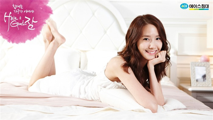 Girls Generation-beautiful idols combination of HD photo wallpapers 06 Views:5494