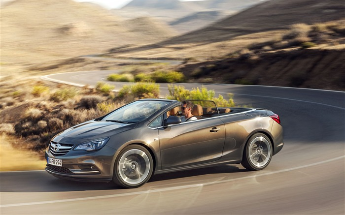 Opel Cascada Auto HD Wallpapers 01 Views:5682