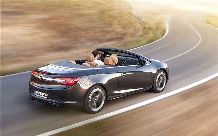 Opel Cascada Auto HD Wallpapers 03 Views:4908