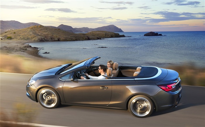 Opel Cascada Auto HD Wallpapers 04 Views:5909