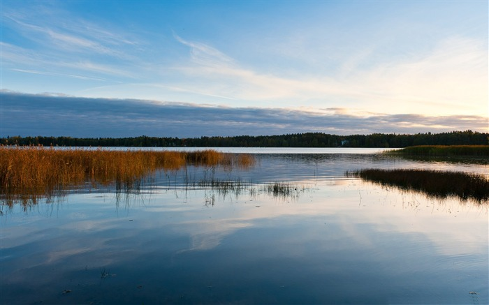 finland-Autumn landscape widescreen wallpaper Views:11822 Date:10/16/2012 11:58:42 AM