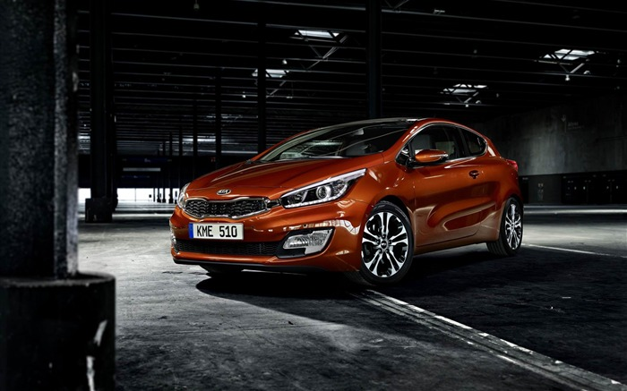 2013 Kia Pro Ceed auto HD Wallpapers Views:9549