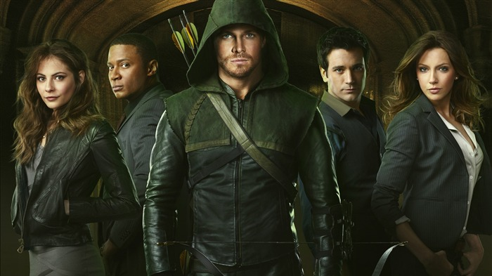Arrow 2012 TV series HD Wallpapers 01 Views:7193