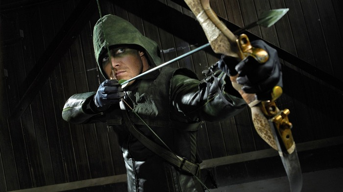 Arrow 2012 TV series HD Wallpapers 03 Views:30684