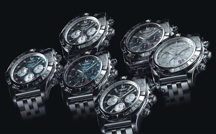 Clock Watch Breitling Chronomat-Fashion watches wallpaper Views:21385